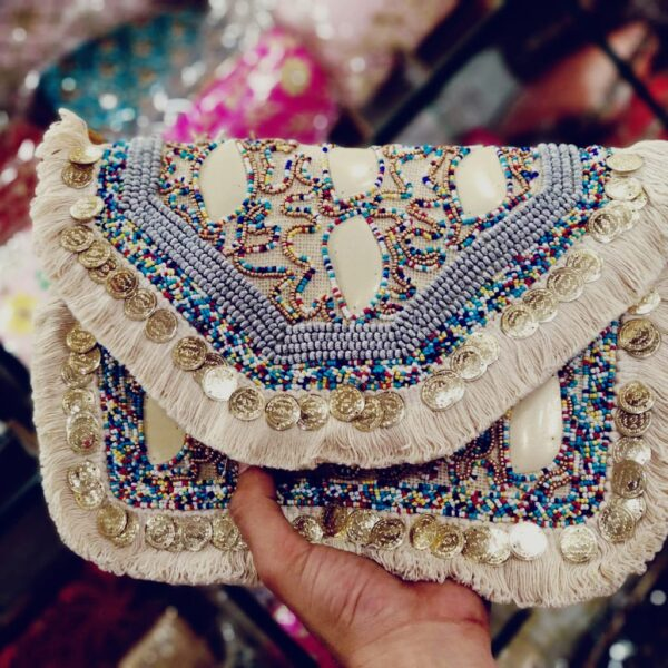 POUR FEMME Boho Flap Bags Have Arrived Specially Designed For Upcoming Summer Season038