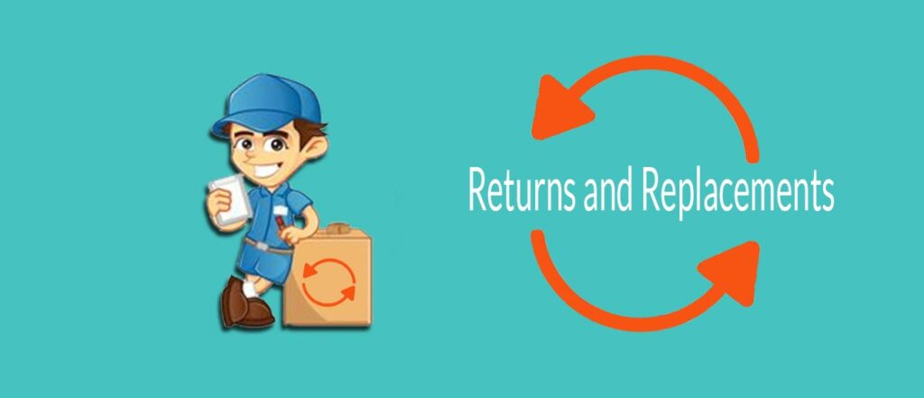 Return and Replacement Policy Pour Femme India